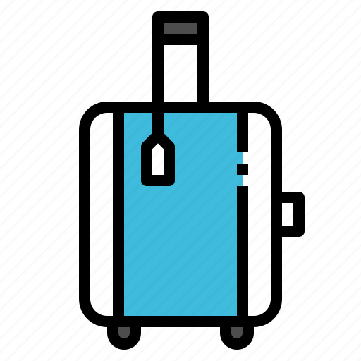 bag, journey, luggage, tourist, travel icon