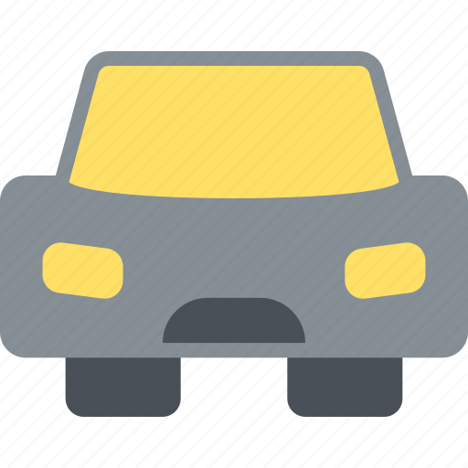 car, happy, journey, transportation, travel, vacation icon