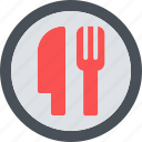happy, journey, restaurant, transportation, travel, vacation icon