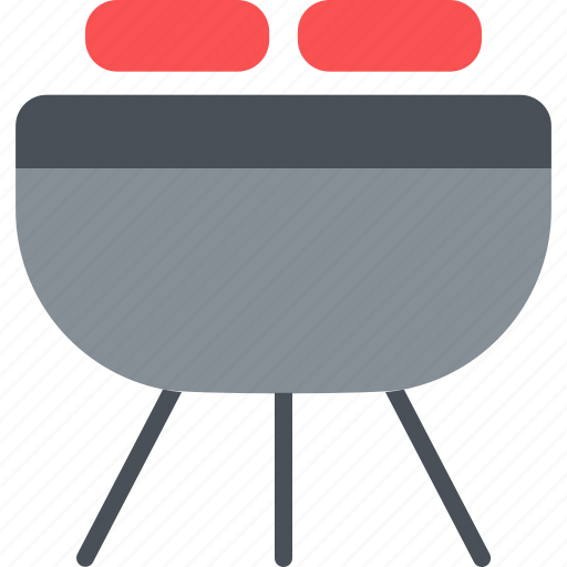 barbeque, happy, journey, transportation, travel, vacation icon