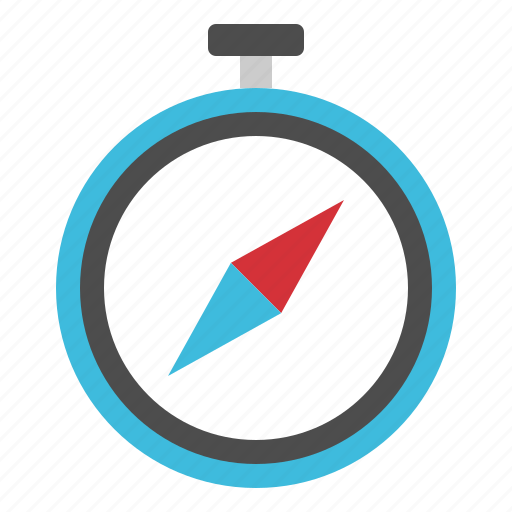 compass, direction, gps, navigator, travel icon