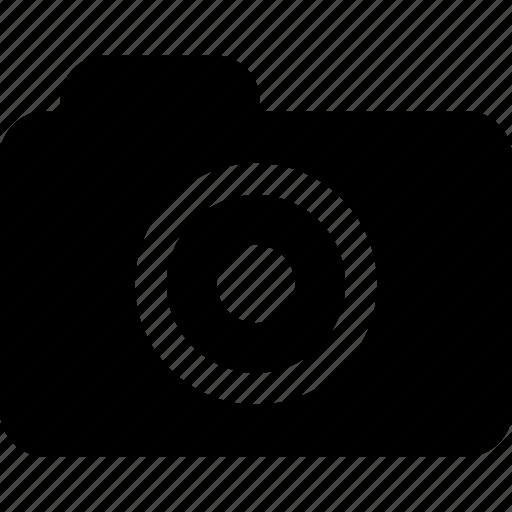 camera, digital, screenshot icon