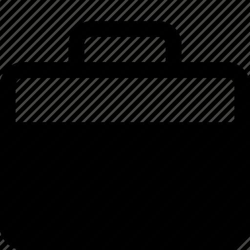 briefcase, case, organize, travel icon