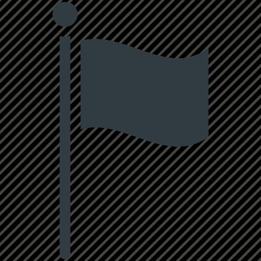 destination flag, ensign, flag, flag pole, flag signal, table flag icon