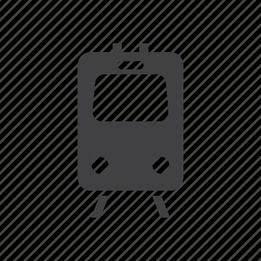 Railway, train, transport, travel icon - Download on Iconfinder