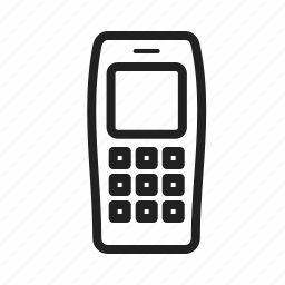business, cell, message, mobile, phone, screen, travel icon