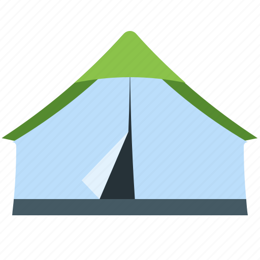 camp, camping, tent, travel icon