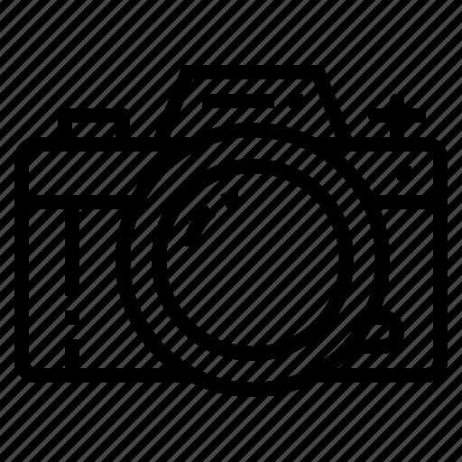 camera, digital, photo, photographer, photography icon
