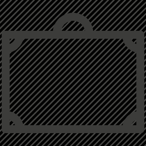 bag, clothing, luggage, moving, suitcase, travel icon