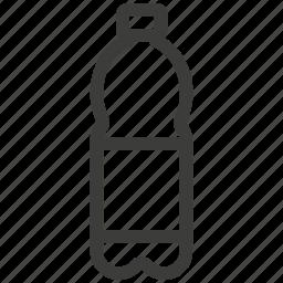 bottle, lemonade, mineral, soda, travel, water icon