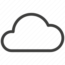 a small amount, cloud, clouds, rain, storm, thunder, travel icon