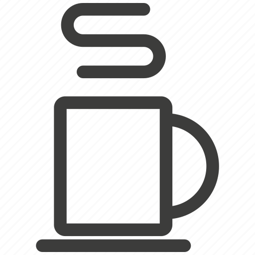 coffee, drink, food, hot, mug, tea, travel icon