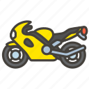motorcycle, 1f3cd icon