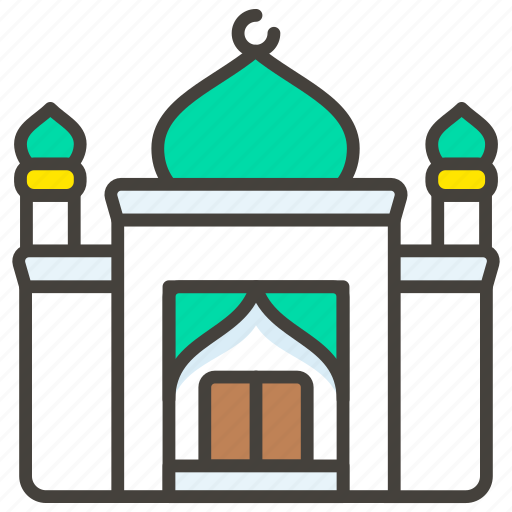 1f54c, d, mosque icon