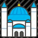 1f54c, e, mosque icon