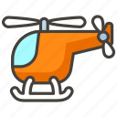 1f681, b, helicopter icon