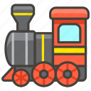 1f682, b, locomotive icon