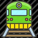 1f686, train icon