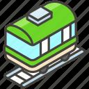 1f68a, tram icon