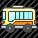 1f68c, a, bus icon
