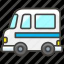 1f690, b, minibus icon