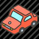 1f697, automobile icon