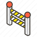 1f6a7, a, construction icon