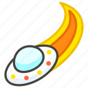 1f6f8, a, flying, saucer icon