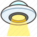 saucer, flying, 1f6f8, c icon