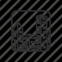 building, city, city view, cityscape, emoji, office, skyscraper icon