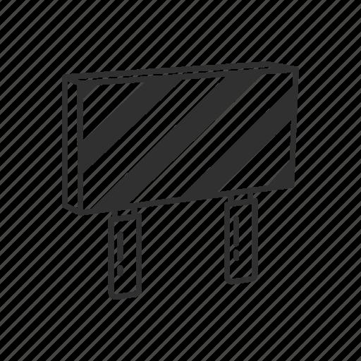 Build, construction, construction sign, emoji, sign, work, do not enter icon - Download on Iconfinder