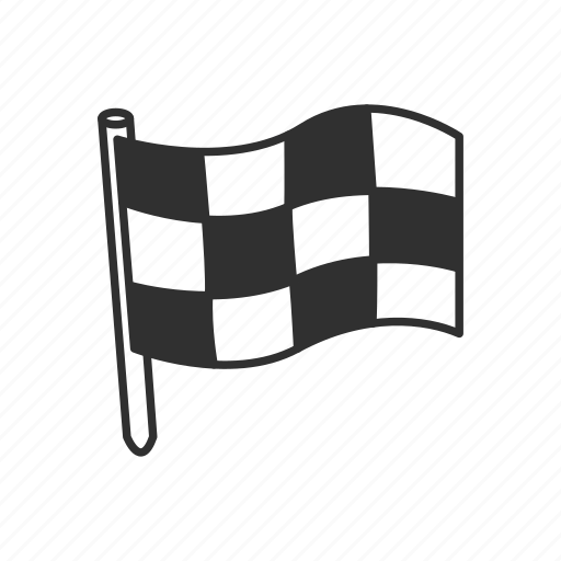 checkered flag emoji finish finish line flag race race flag icon