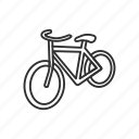 bicycle, bike, cycling, emoji, ride, transport, travel icon