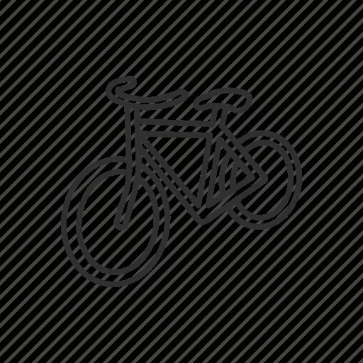 Bicycle, bike, cycling, emoji, ride, transport, travel icon - Download on Iconfinder