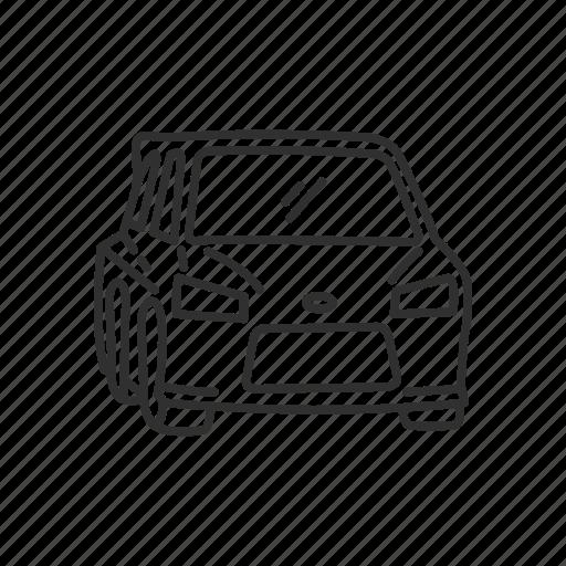 auto, automobile, car, emoji, luxury car, transportation, vehicle icon