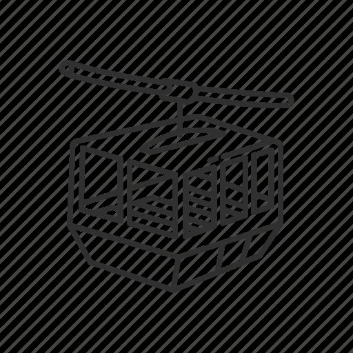 aerial tramway, cable car, car, emoji, tramway, transportation, travel icon
