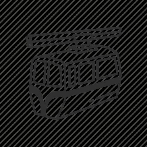 cable car, car, emoji, mountain, mountain cablecar, transportation, travel icon