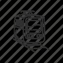 emoji, railway, train, tram, transporation, transport, transportation