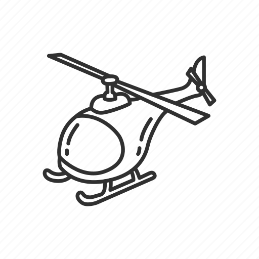 Air, emoji, flight, helicopter, travel, vehicle, transportation icon - Download on Iconfinder