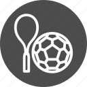 ball, game, learning, ping pong, play, racket, sport, tennis, training icon