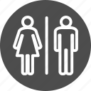 account, avatar, bathroom, female, girl, group, human, lady, lavatory, male, man, men, people, person, profile, restroom, room, shower, showers, toilet, toilets, user, users, wc, woman icon