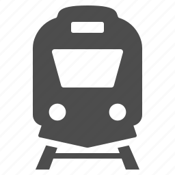 locomotive, rail road, railway, train, transport, transportation, travel icon