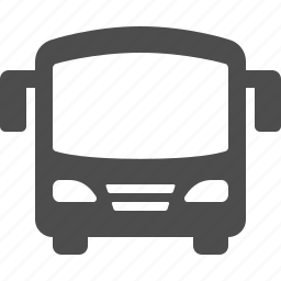 bus, coach, transportation, travel, vehicle icon