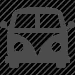 auto, camper, car, transportation, travel, van, vehicle icon