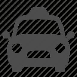 auto, cab, car, mini, taxi, transportation, vehicle icon
