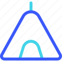 25px, iconspace, tent icon
