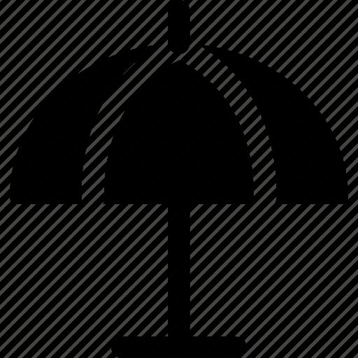 awning, baldachin, marquee, shade, shelter, sunshade, umbrella icon