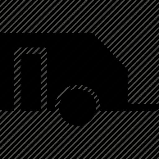 carriage, cart, carts, pushcart, two-wheeler, vehicle, wagon icon