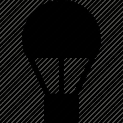balloon, charliere, gas balloon icon