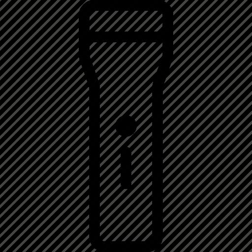 bulb, energy, flashlight, lamp, power icon